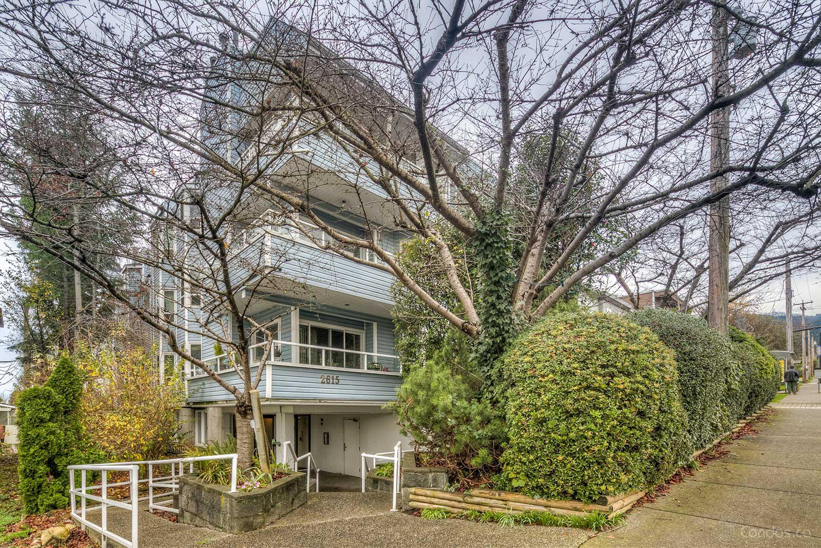 Harbour View Apartments at 2615 Lonsdale Ave, North Vancouver City 0