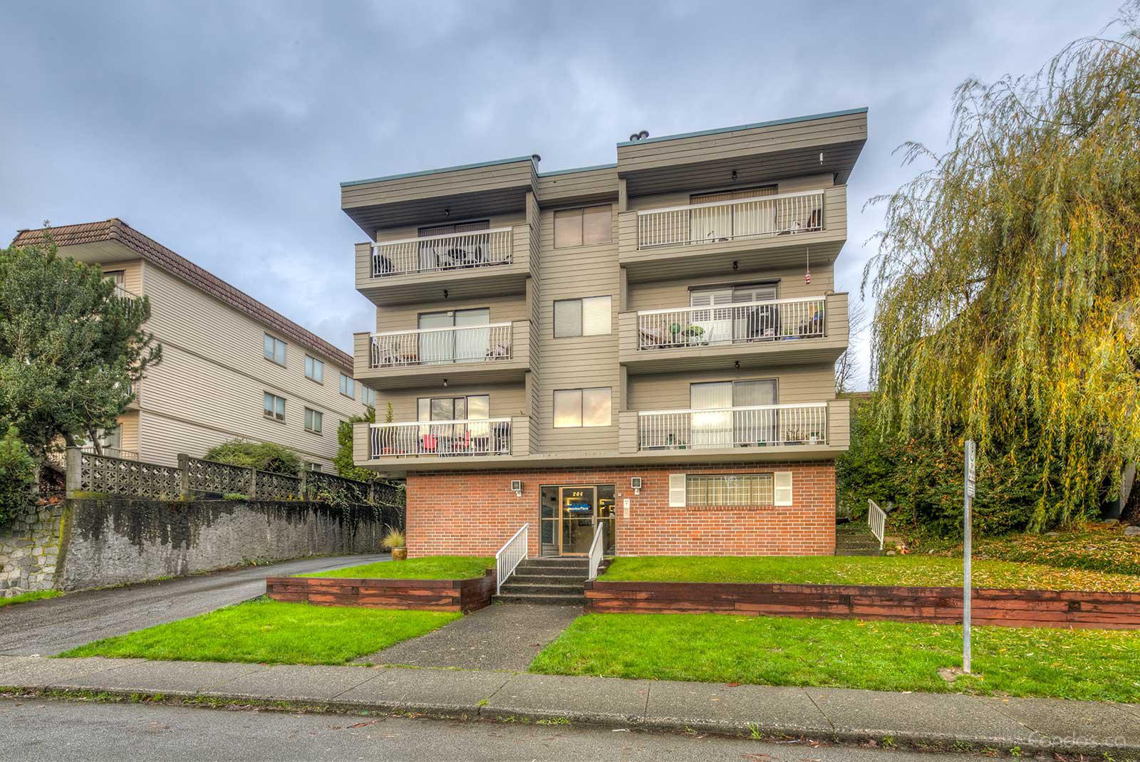 Seaview Place at 264 2nd St W, North Vancouver City 0