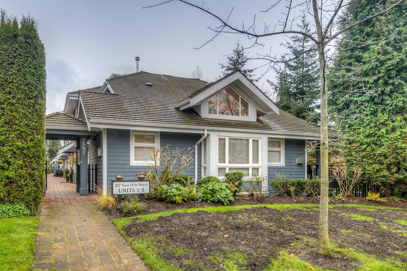 St Andrews Court at 227 11th St E, North Vancouver City 0