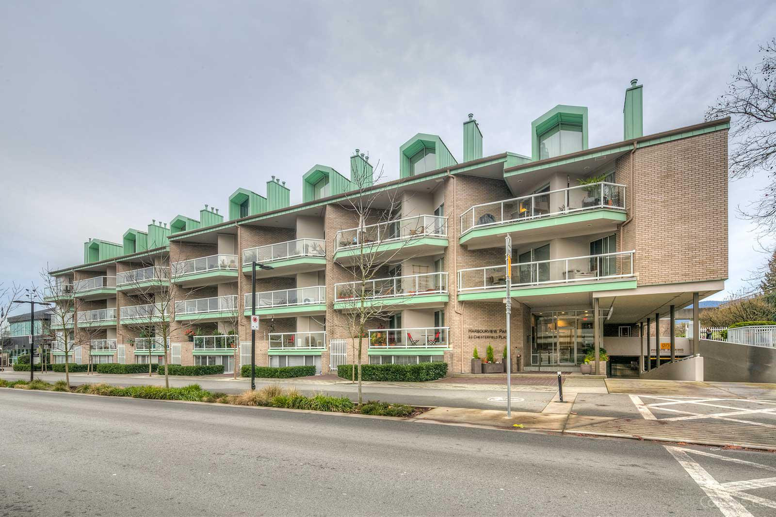 Harbourview Park at 33 Chesterfield Pl, North Vancouver City 0