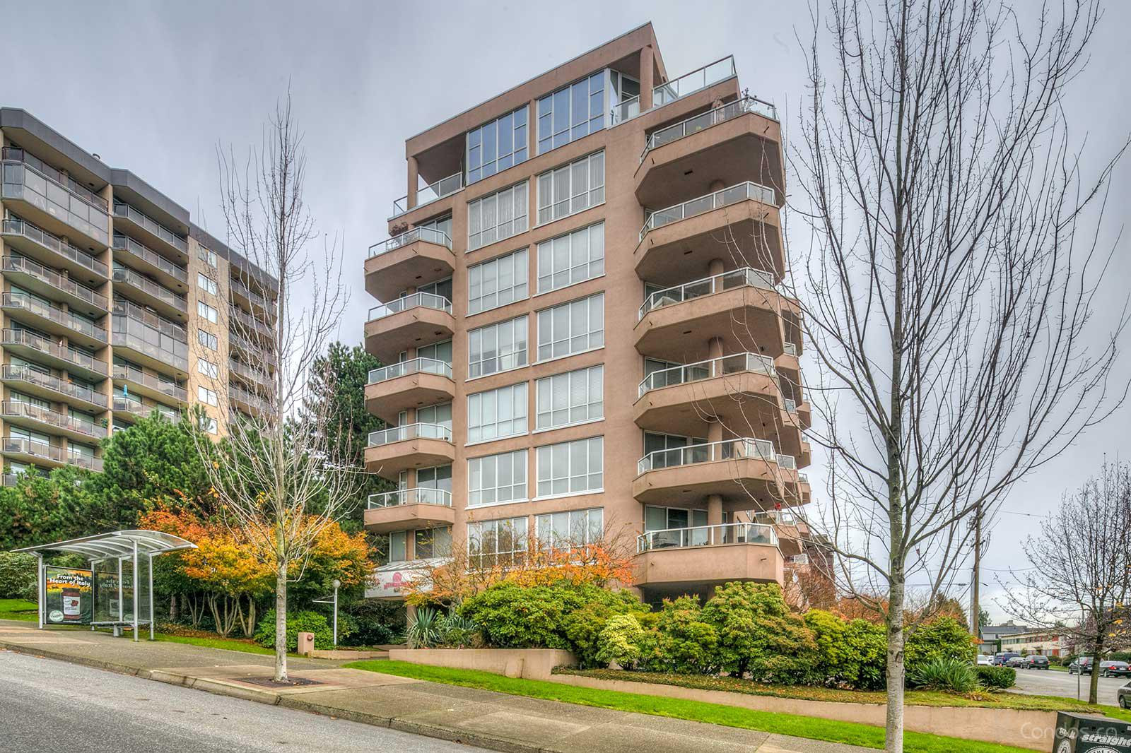 The Monaco at 408 Lonsdale Ave, North Vancouver City 0