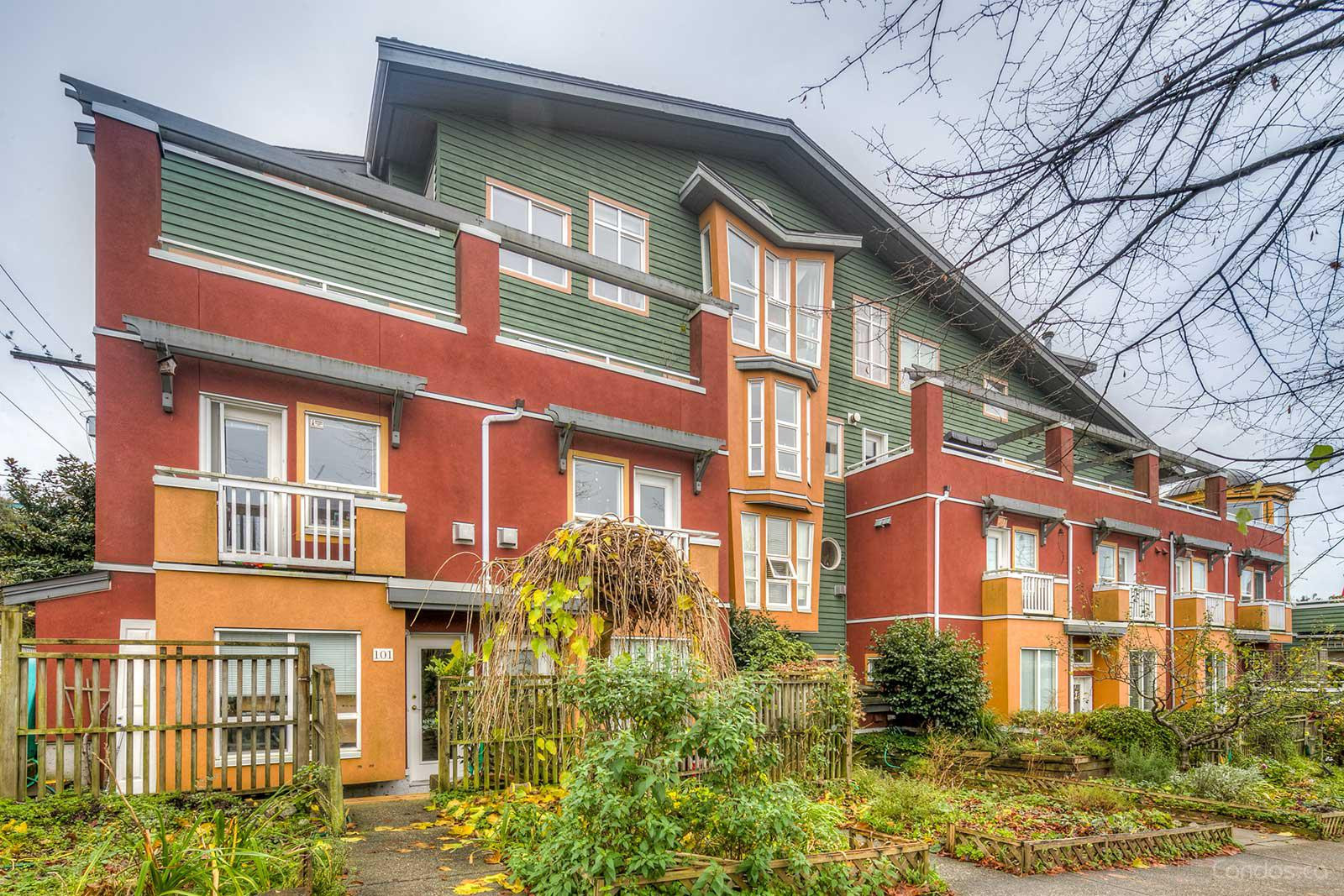 Quayside Village at 510 Chesterfield Ave, North Vancouver City 0