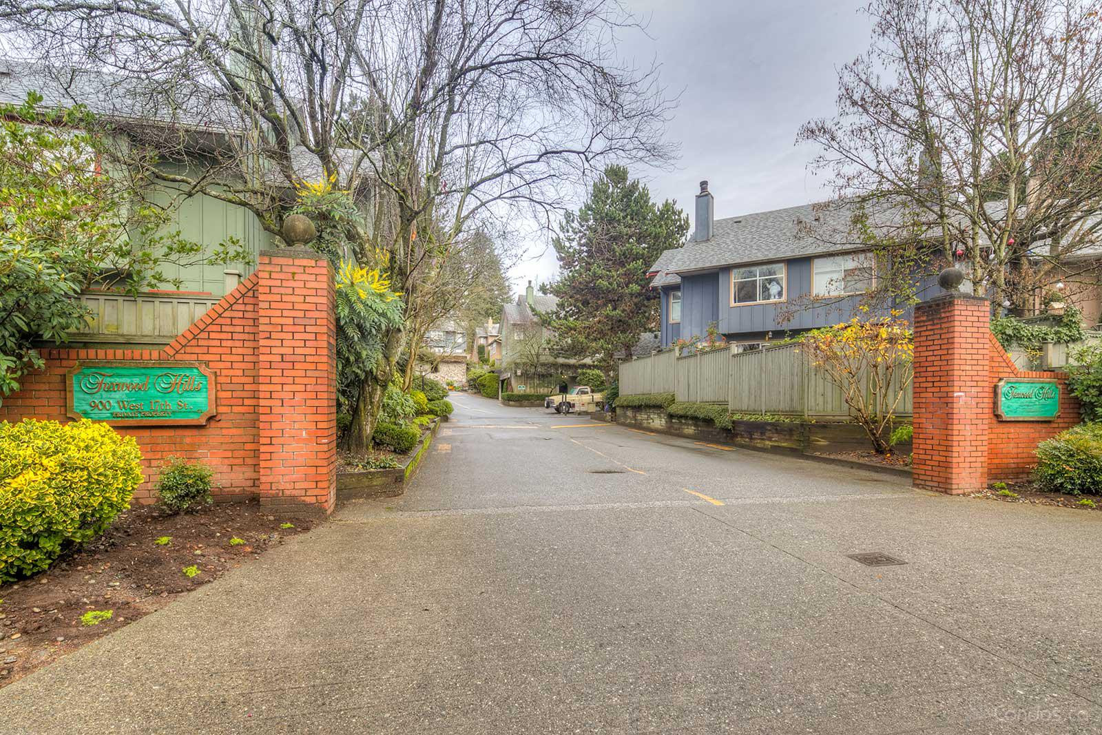Foxwood Hills at 900 17th Street West, North Vancouver City 0