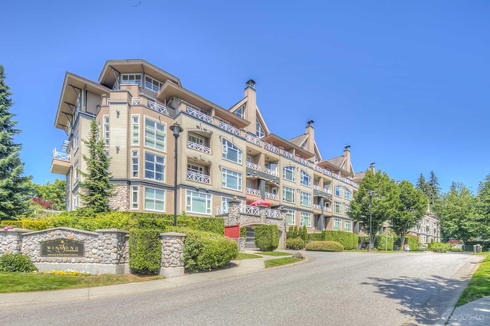 Windsong at 3600 Windcrest Dr, North Vancouver District 1
