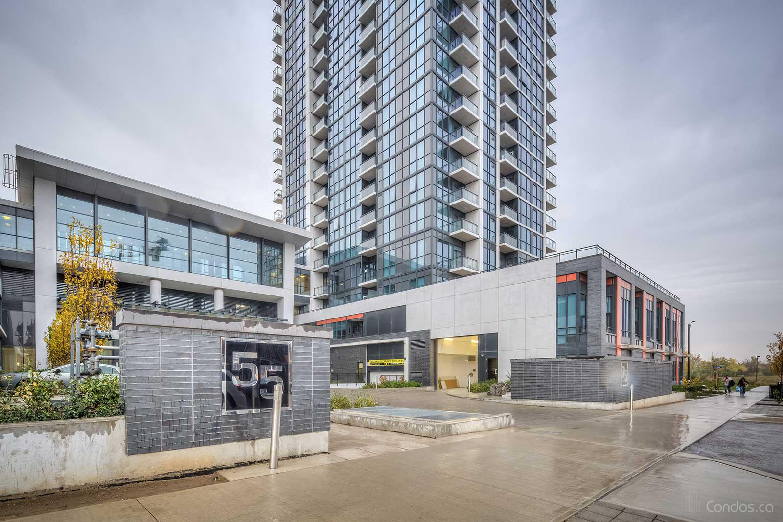 Crystal at 55 Eglinton Ave W, Mississauga 1