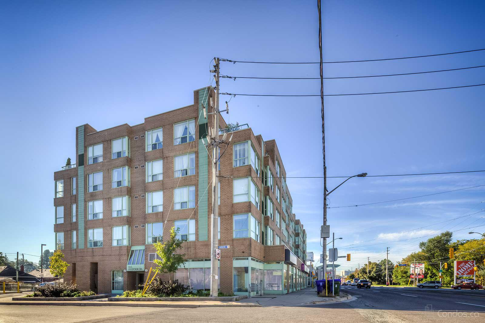 955 OConnor Condos at 955 O'Connor Dr, Toronto 1
