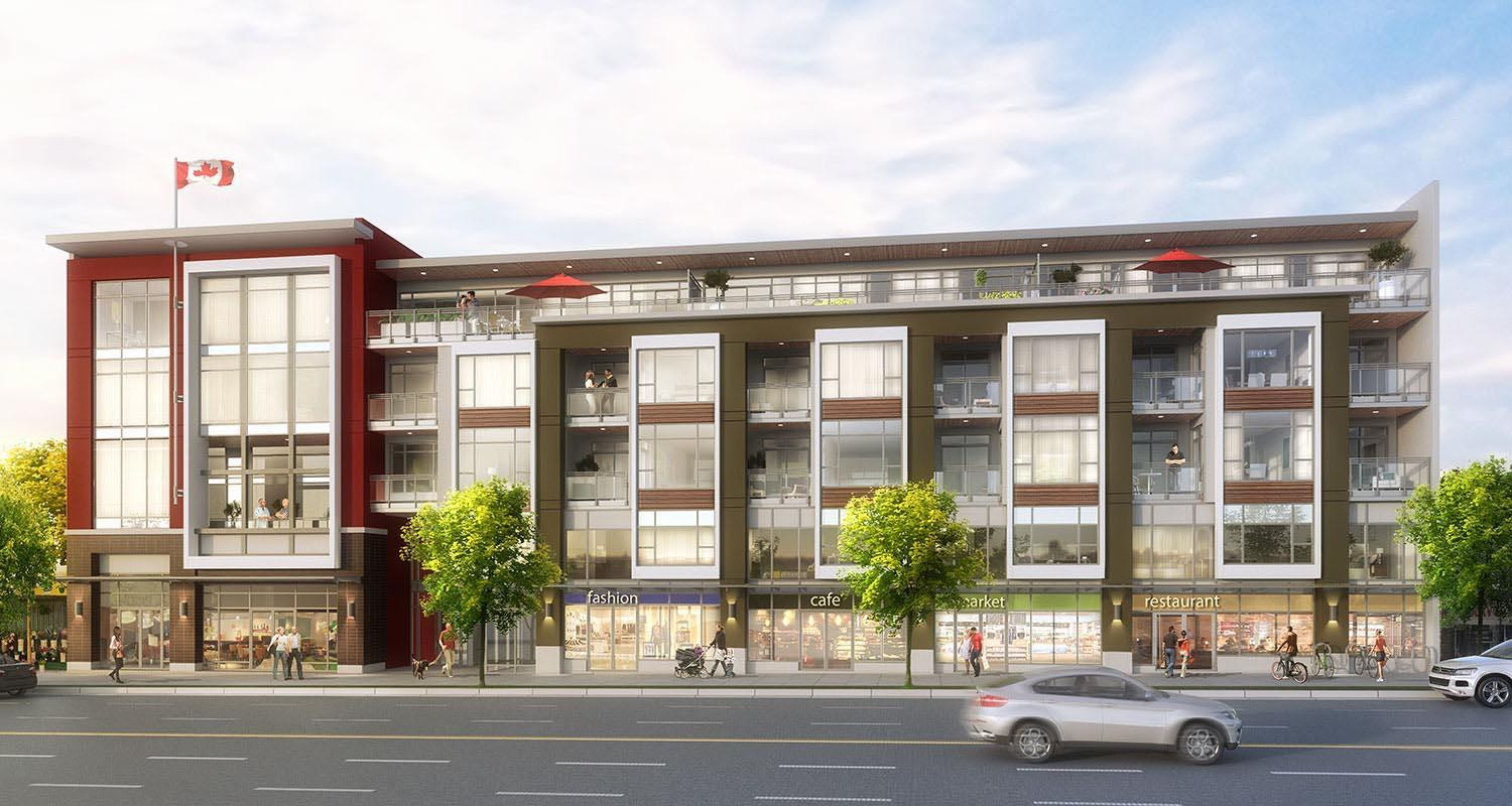 Centro at Burnaby Heights at 4356 Hastings St, Burnaby 0