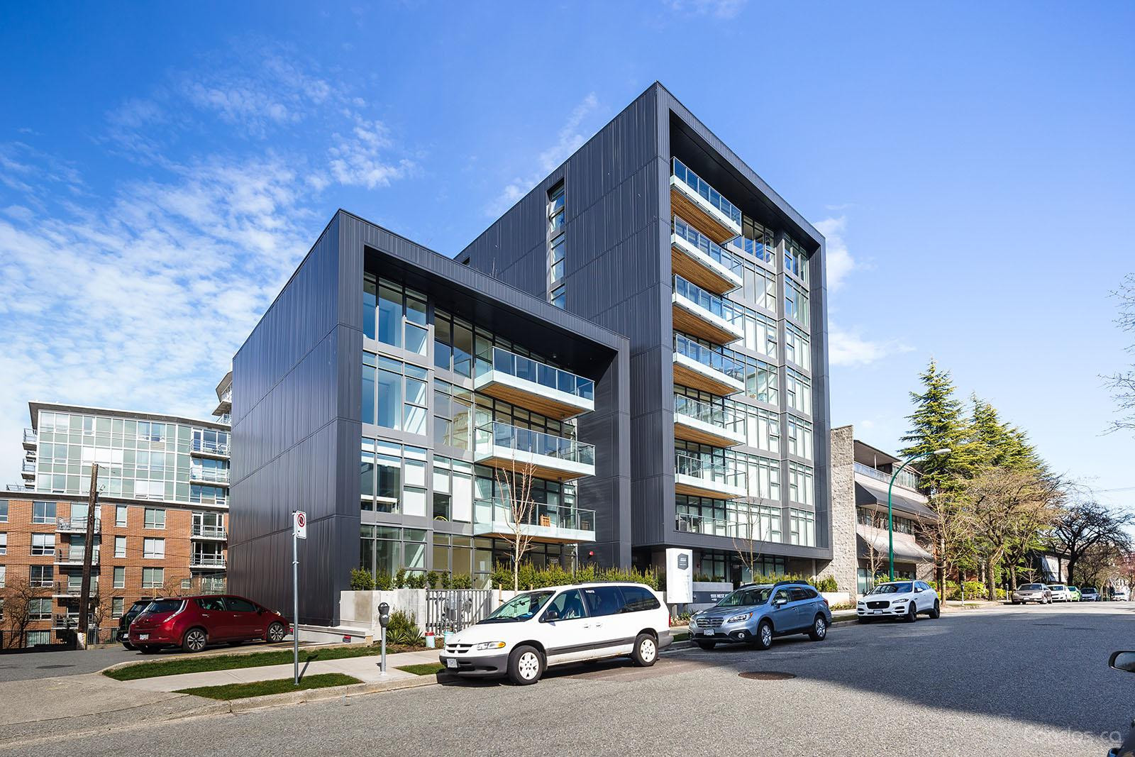 1555 West 8th at 1555 W 8th Ave, Vancouver 0