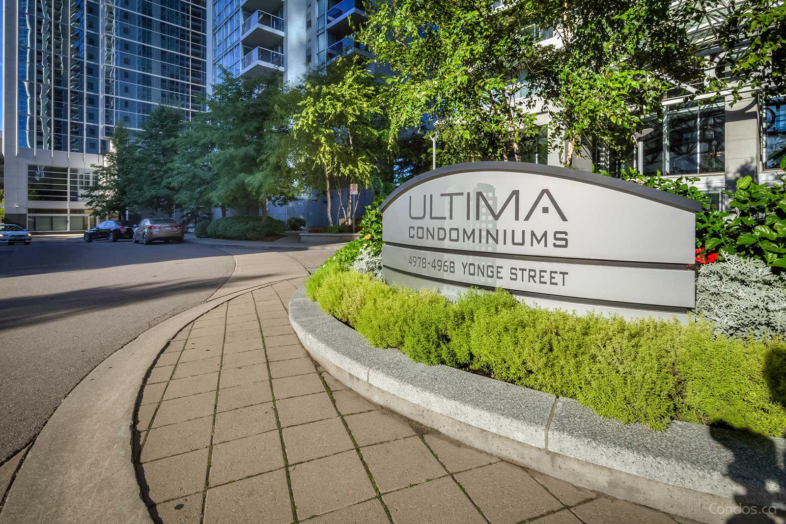 Ultima at Broadway North Tower at 4978 Yonge St, Toronto 1