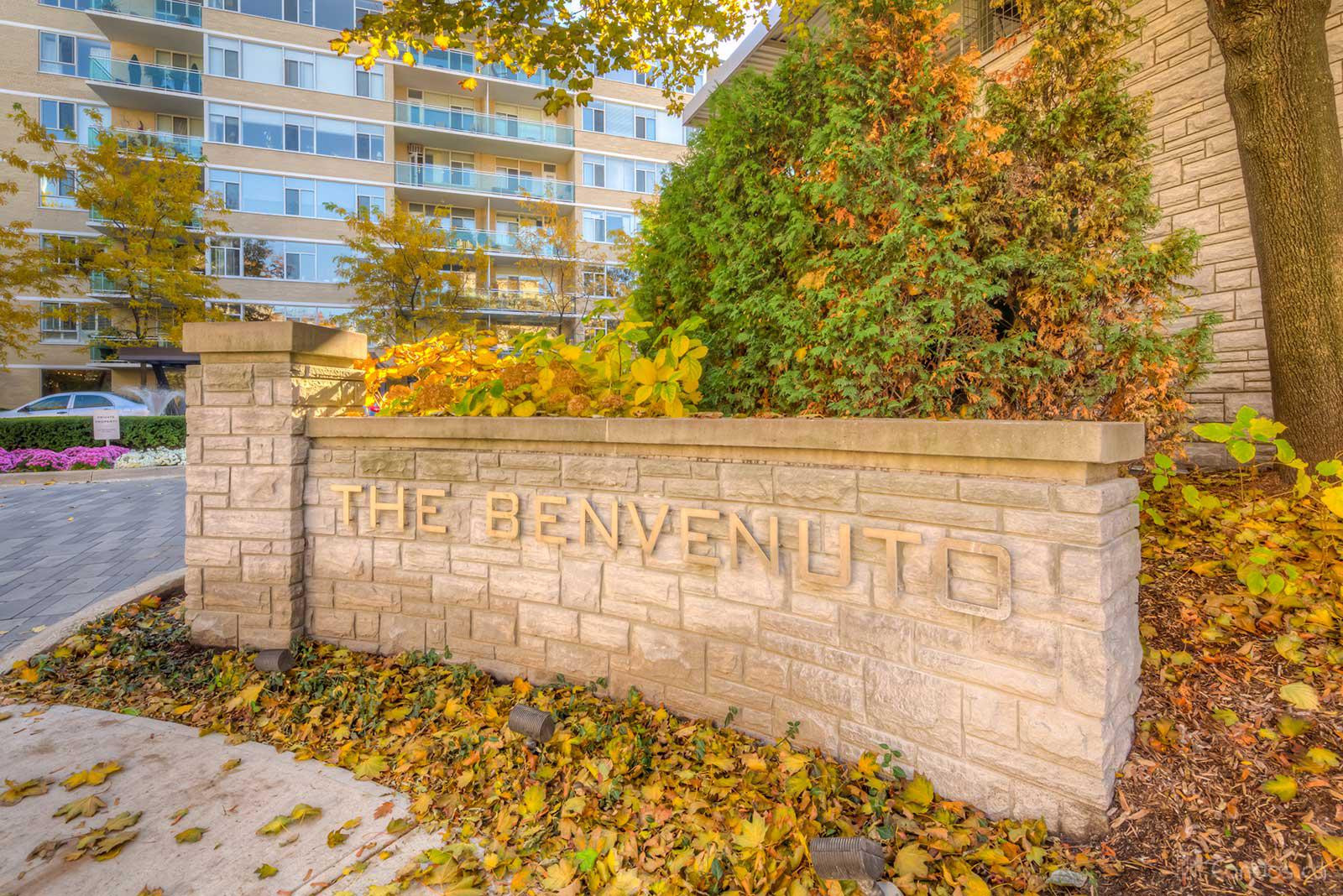 The Benvenuto at 1 Benvenuto Pl, Toronto 1