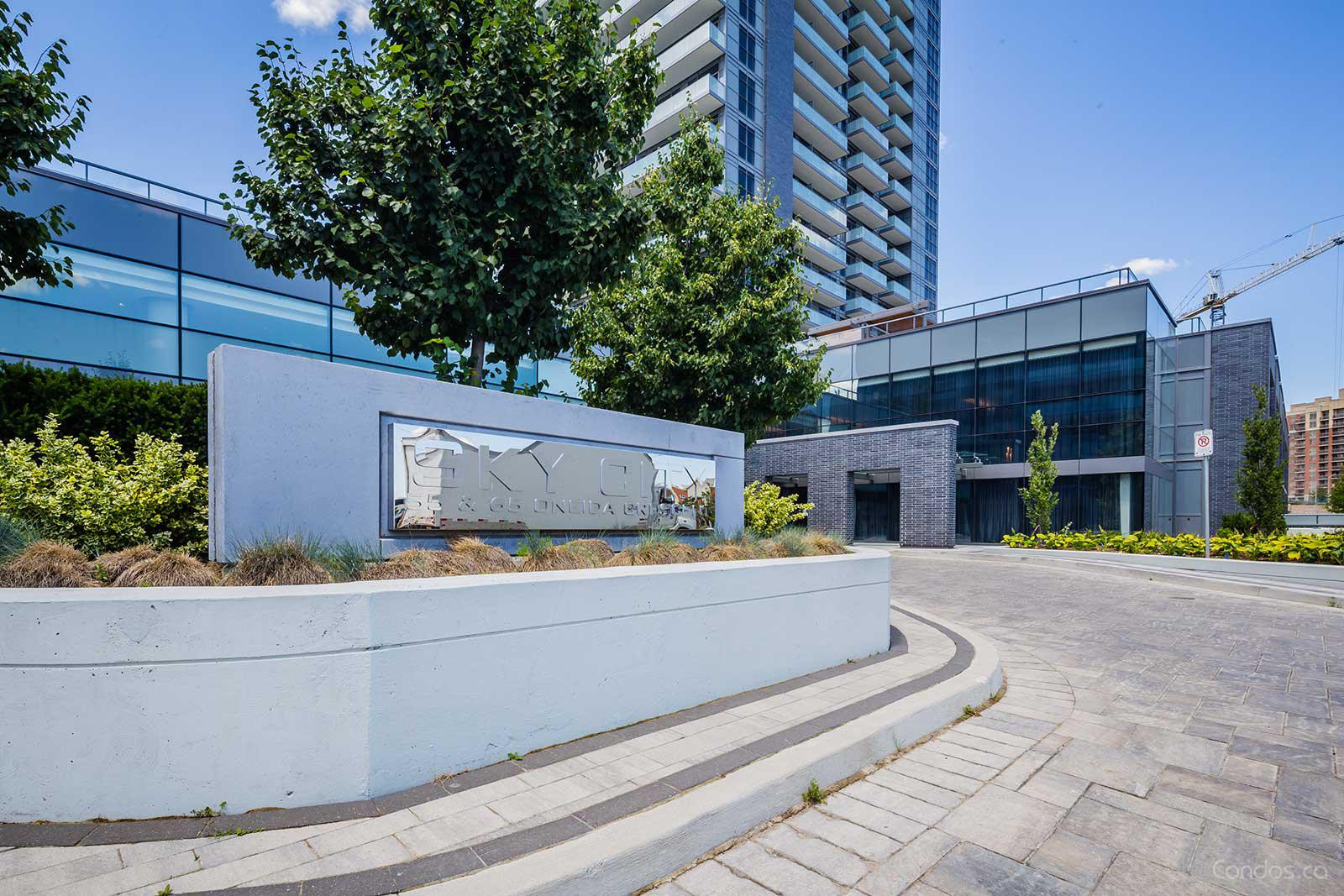 SkyCity I at 55 Oneida Cres, Richmond Hill 0