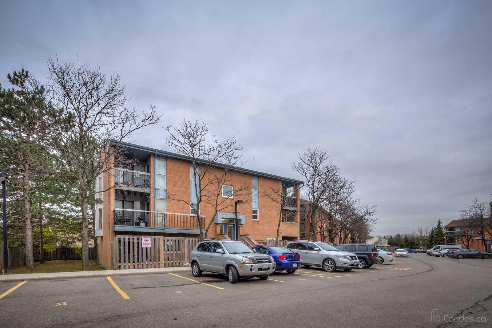 2866 Battleford Condos at 2866 Battleford Rd, Mississauga 1