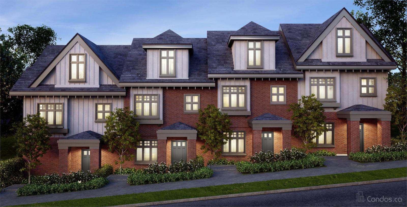 Cambridge Mews at 1505 W 59th Ave, Vancouver 0