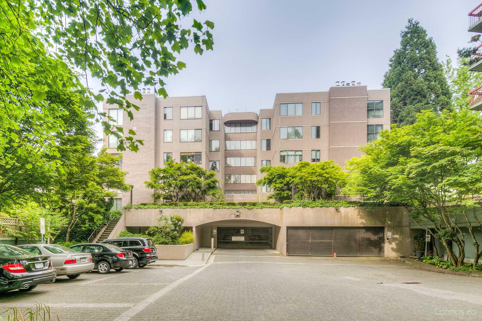 Harbour Terrace at 1425 Lameys Mill Rd, Vancouver 0