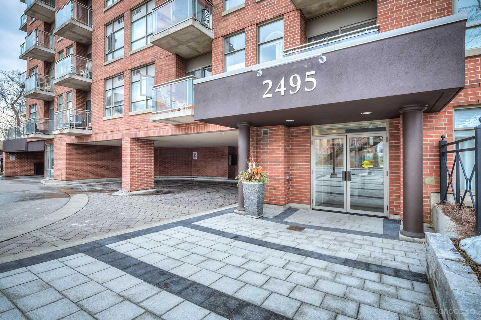 Glen Lake at 2495 Dundas St W, Toronto 0