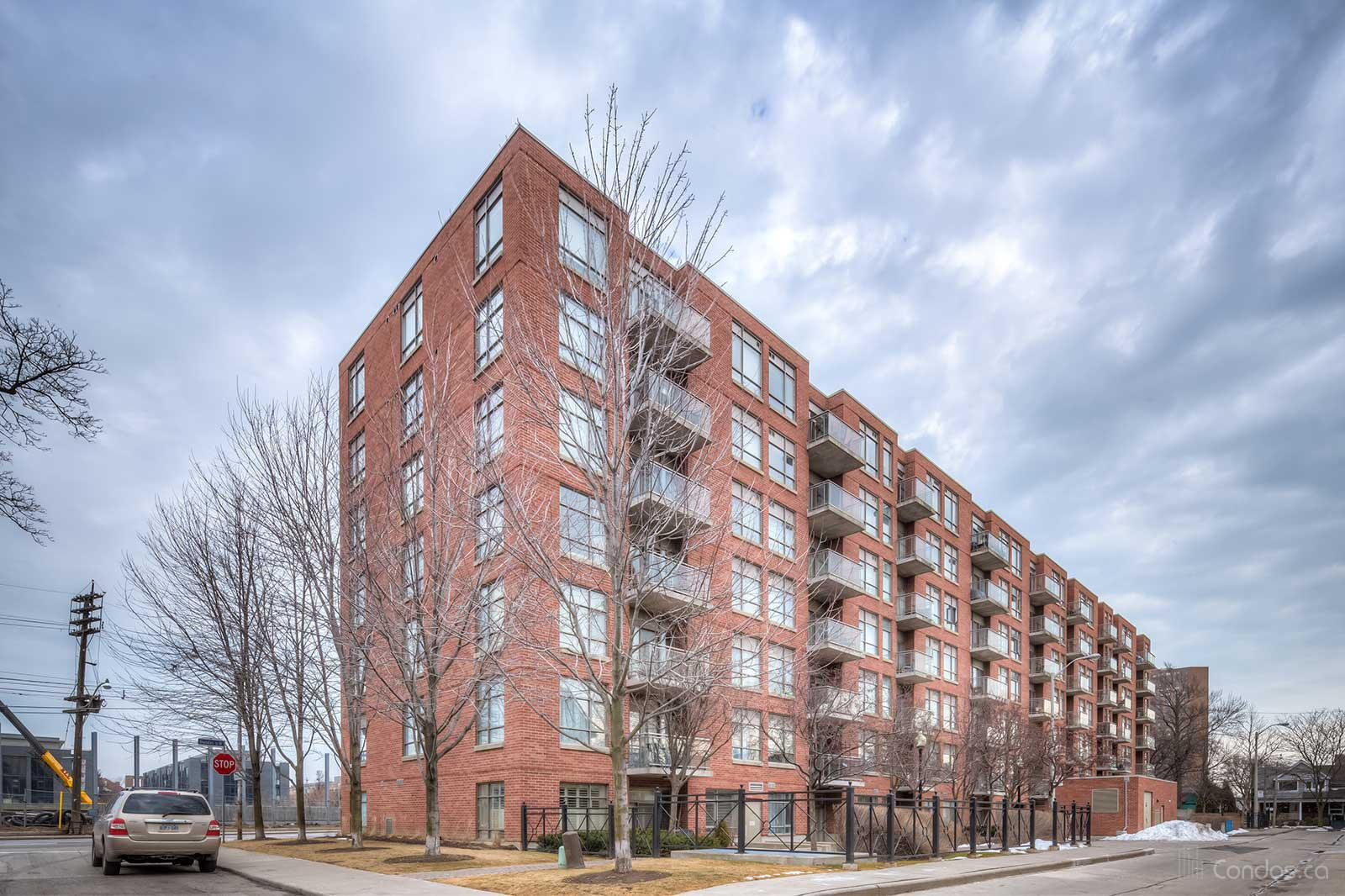 Glen Lake at 2495 Dundas St W, Toronto 1
