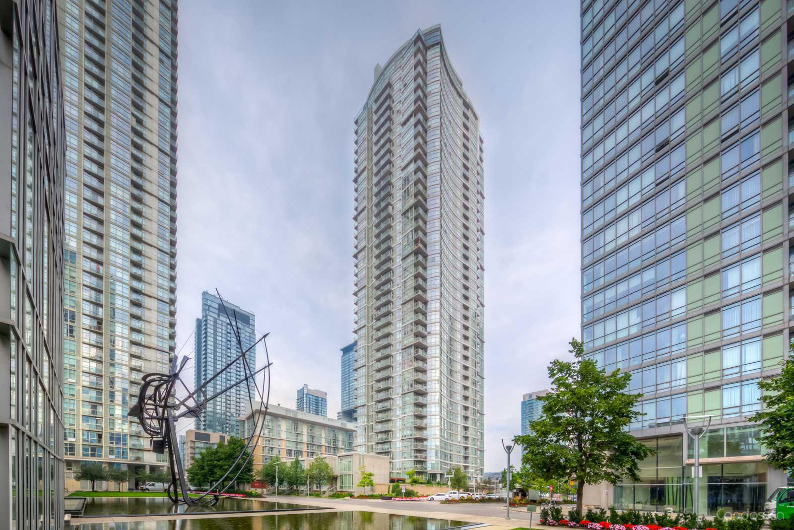 Harbour View Estates Ⅰ at 10 Navy Wharf Crt, Toronto 1