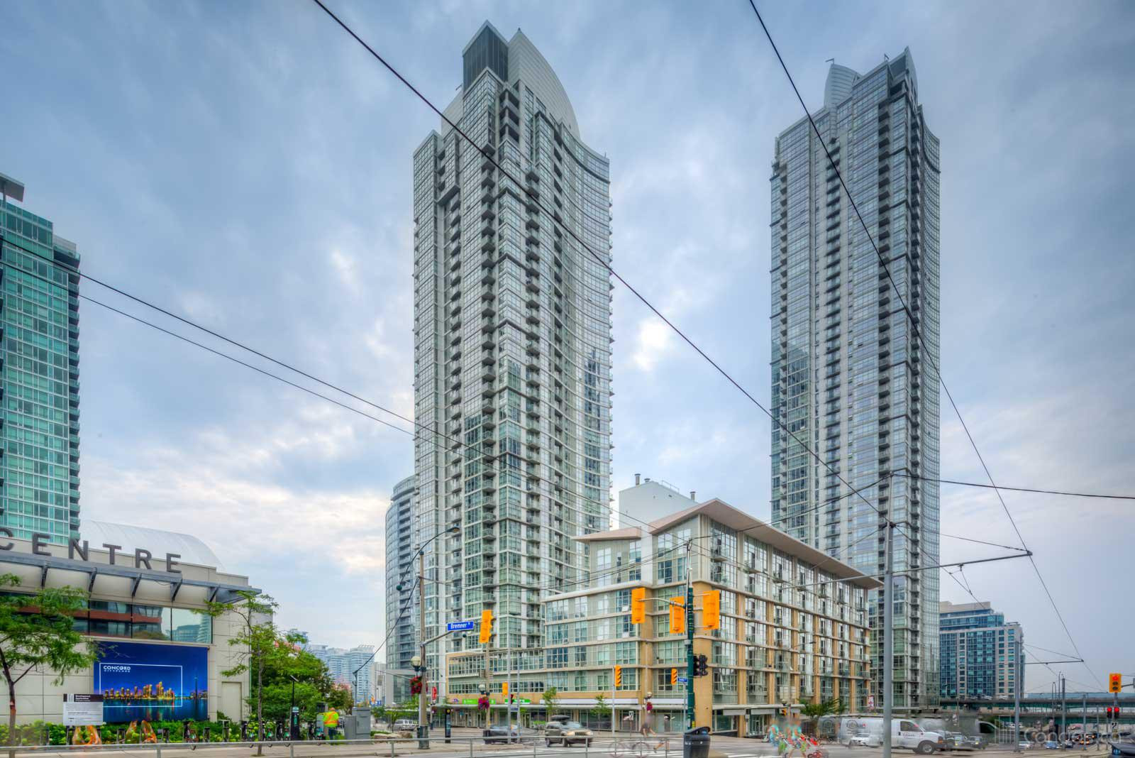 Harbour View Estates Ⅰ at 10 Navy Wharf Crt, Toronto 0