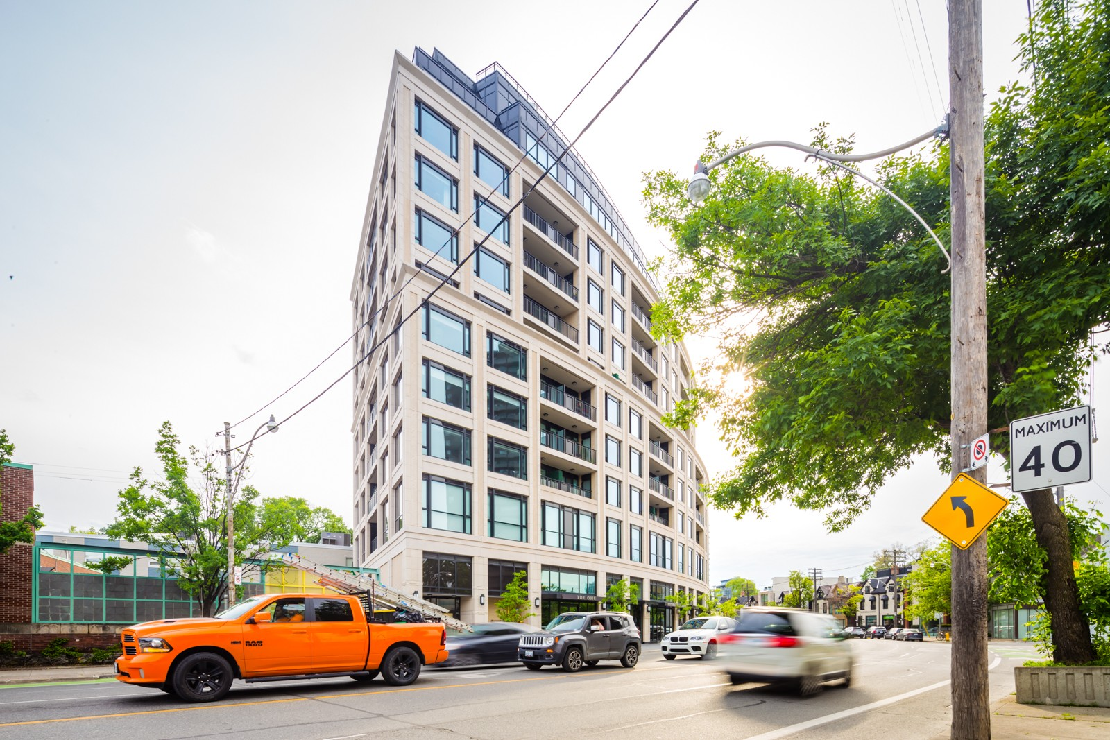The Deauville at 185 Davenport Rd, Toronto 1