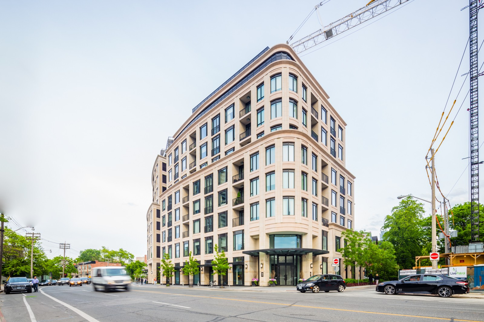 The Deauville at 185 Davenport Rd, Toronto 0