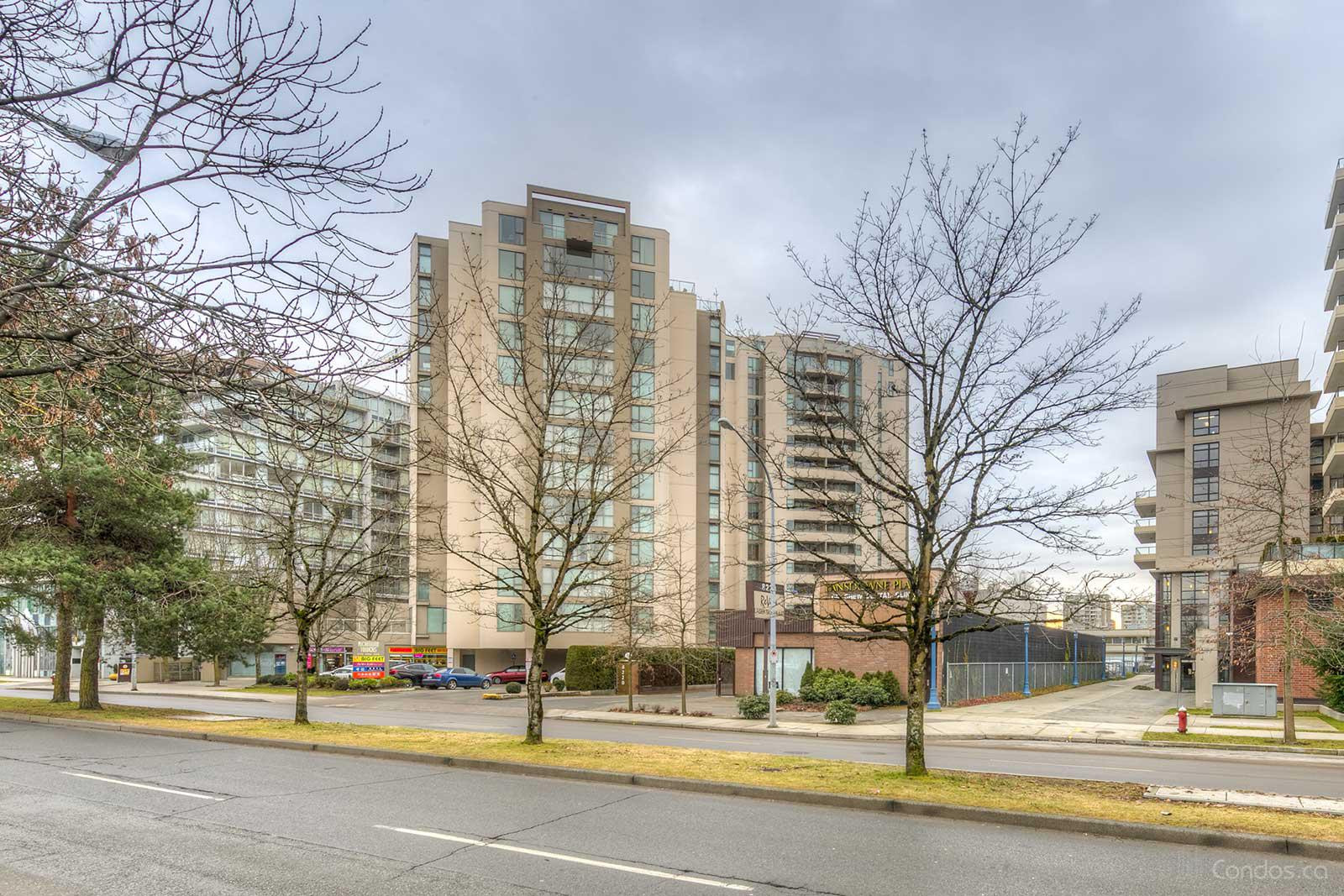 Richmond Towers at 8248 Lansdowne Rd, Richmond 0