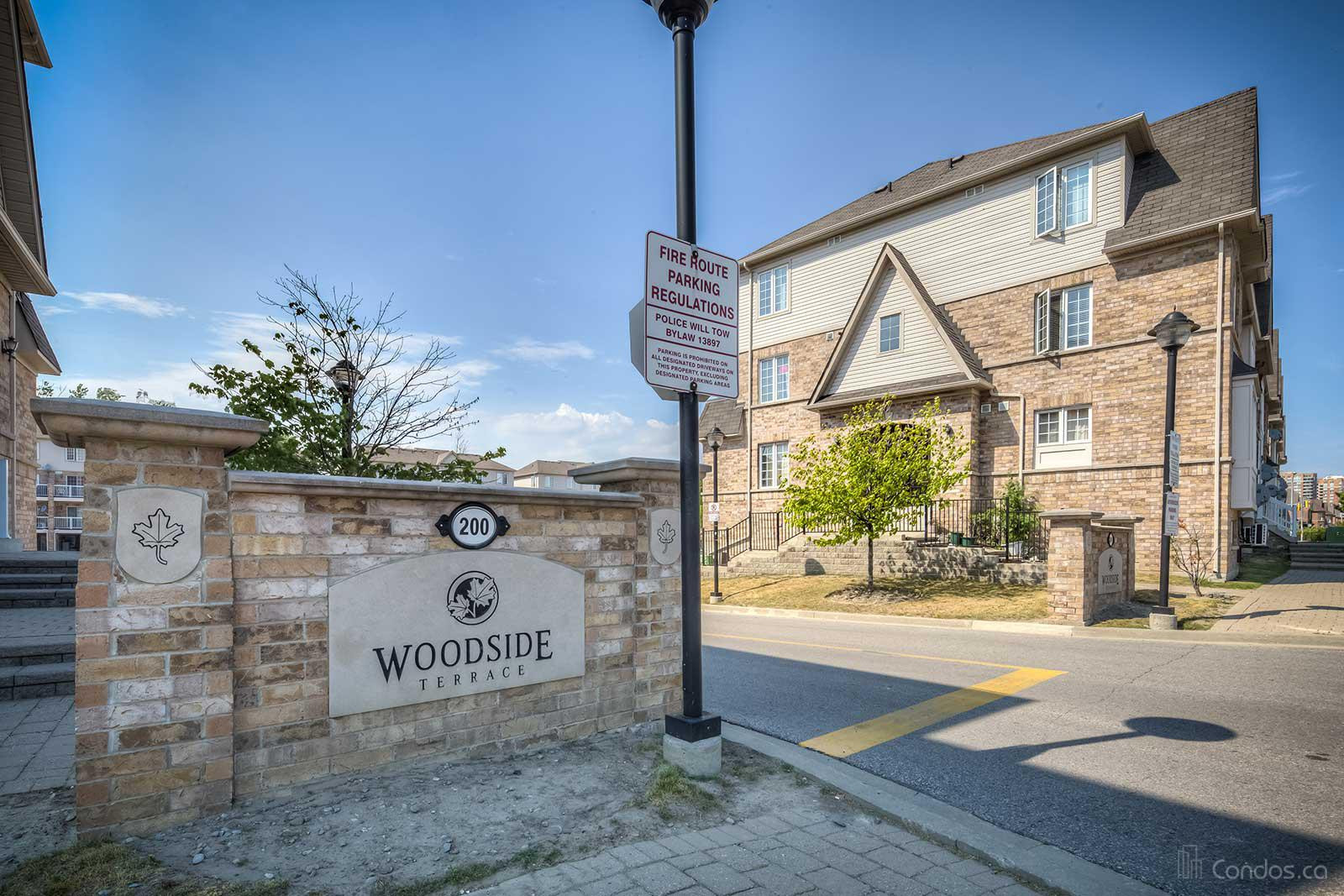 Woodside Terrace at 200 McLevin Ave, Toronto 0
