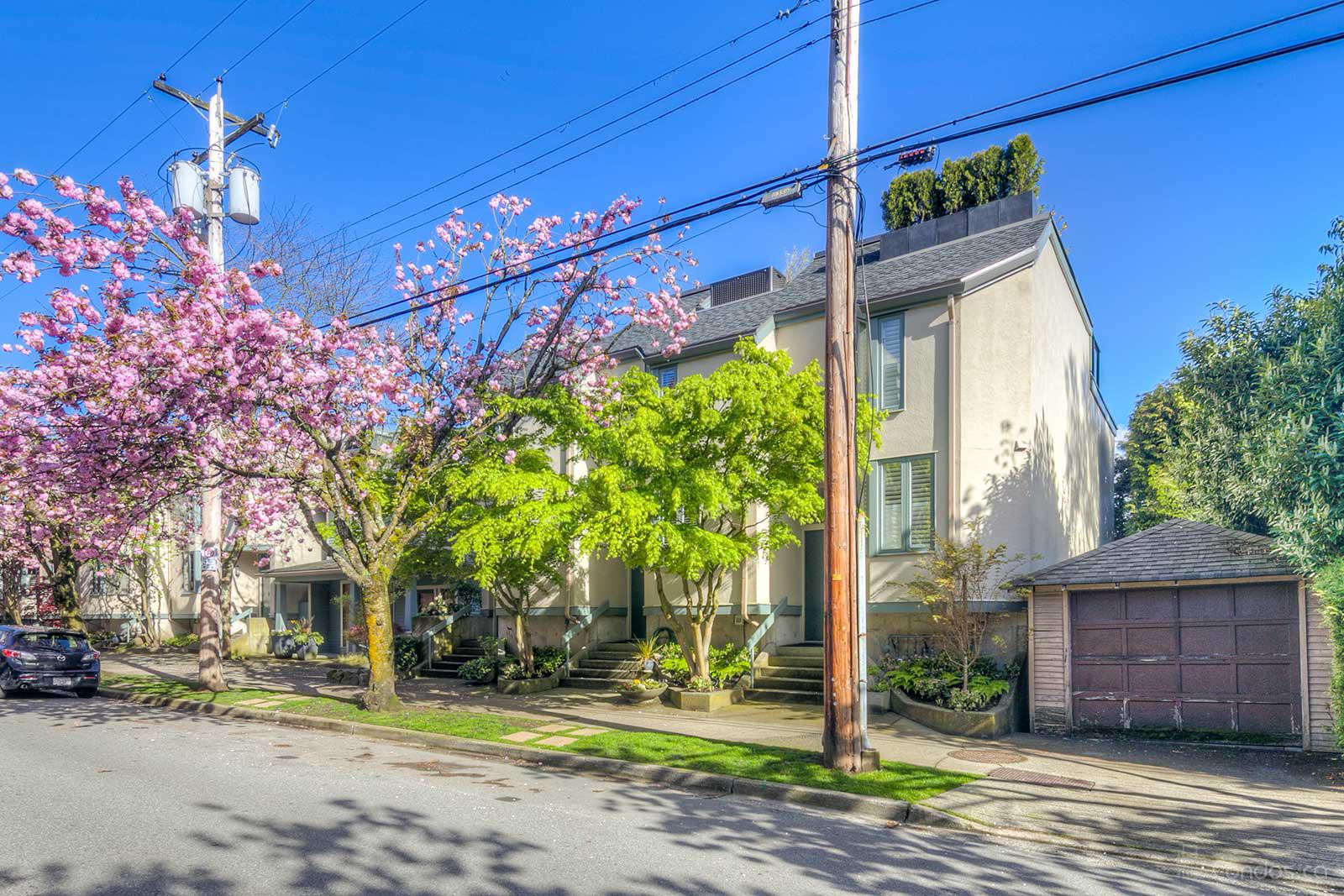 Creekview Terrace at 1141 W 7th Ave, Vancouver 1