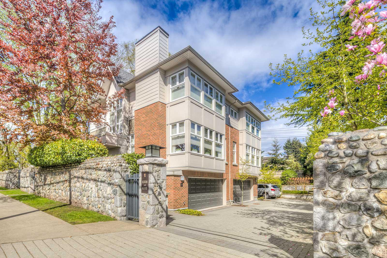 Bannister Mews at 6508 Arbutus St, Vancouver 0