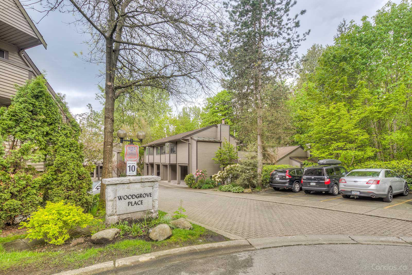 Simon Fraser Village - Woodgrove Place at 8570 Woodgrove Pl, Burnaby 0