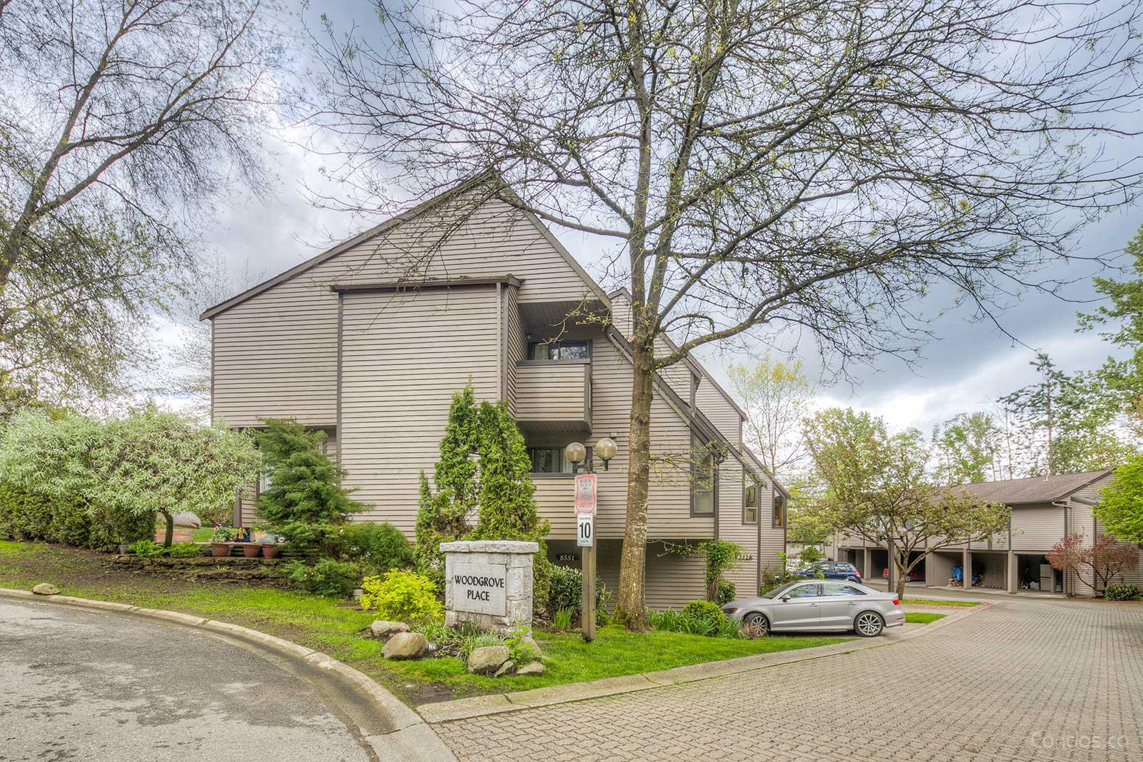 Simon Fraser Village - Woodgrove Place at 8570 Woodgrove Pl, Burnaby 1