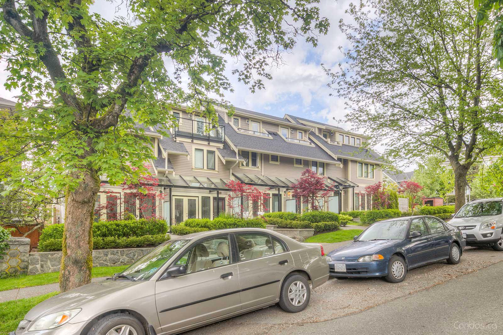 Robertson Place at 1087 Salsbury Dr, Vancouver 0