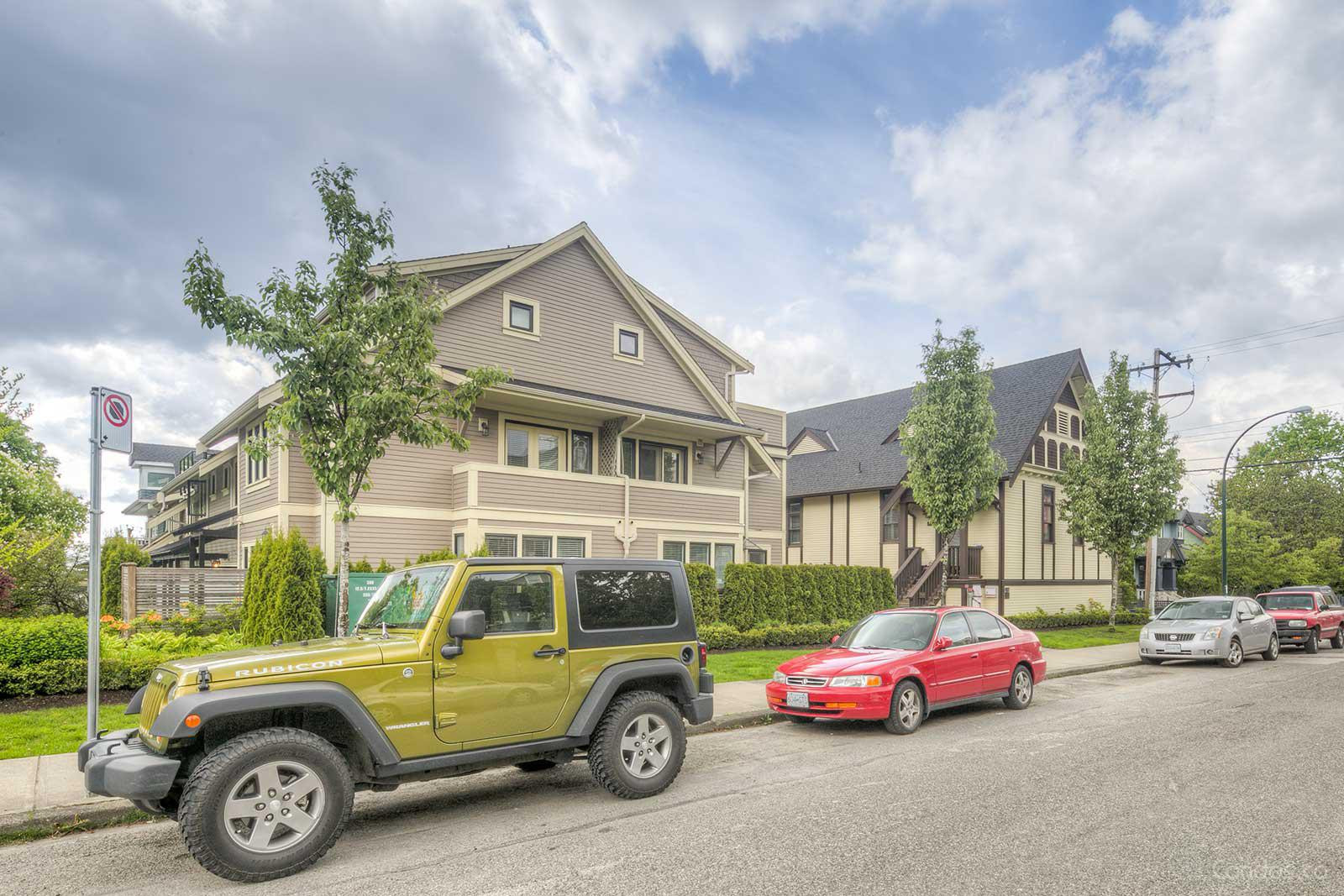 Robertson Place at 1087 Salsbury Dr, Vancouver 1