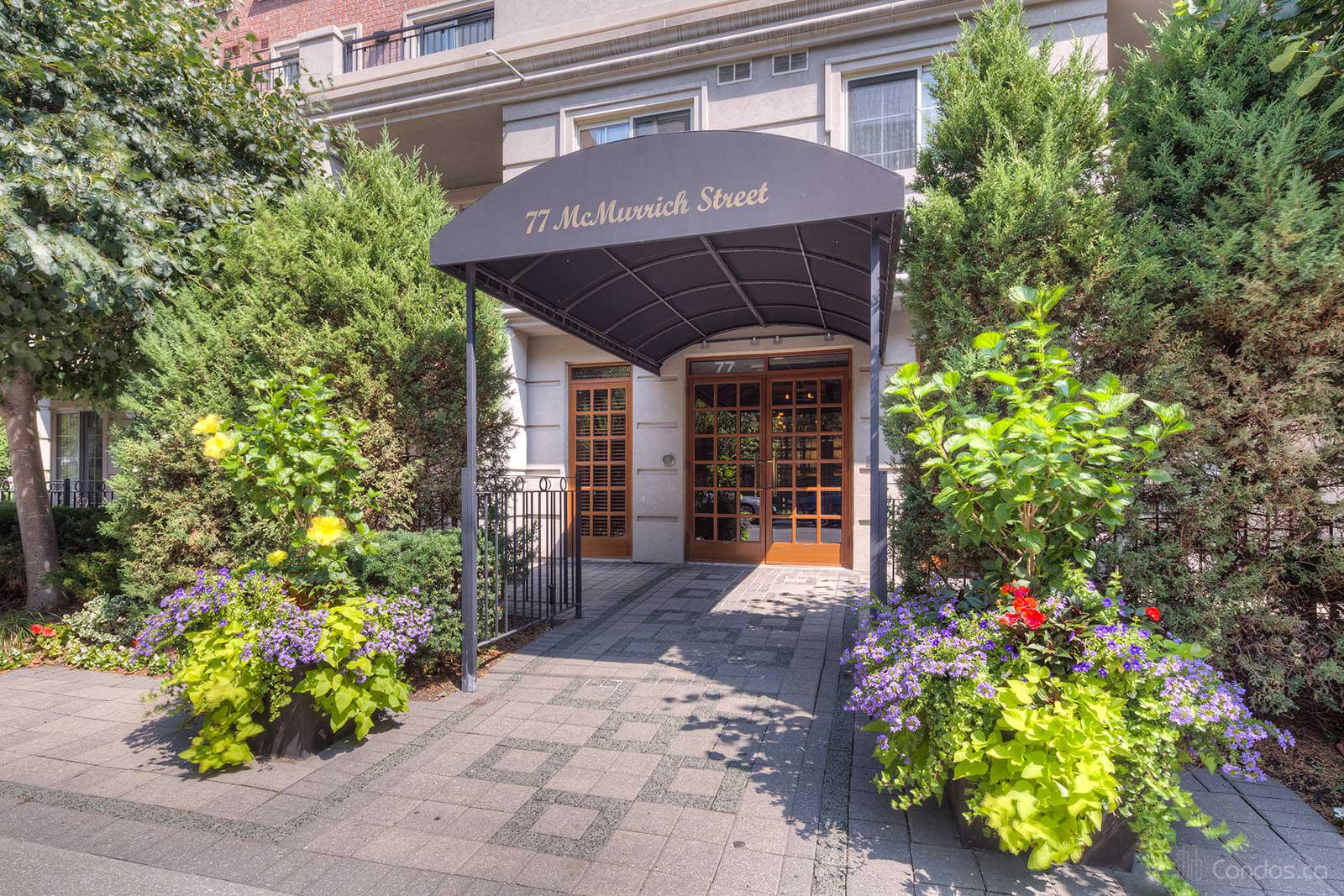 McMurrich Residences at 77 Mcmurrich St, Toronto 0