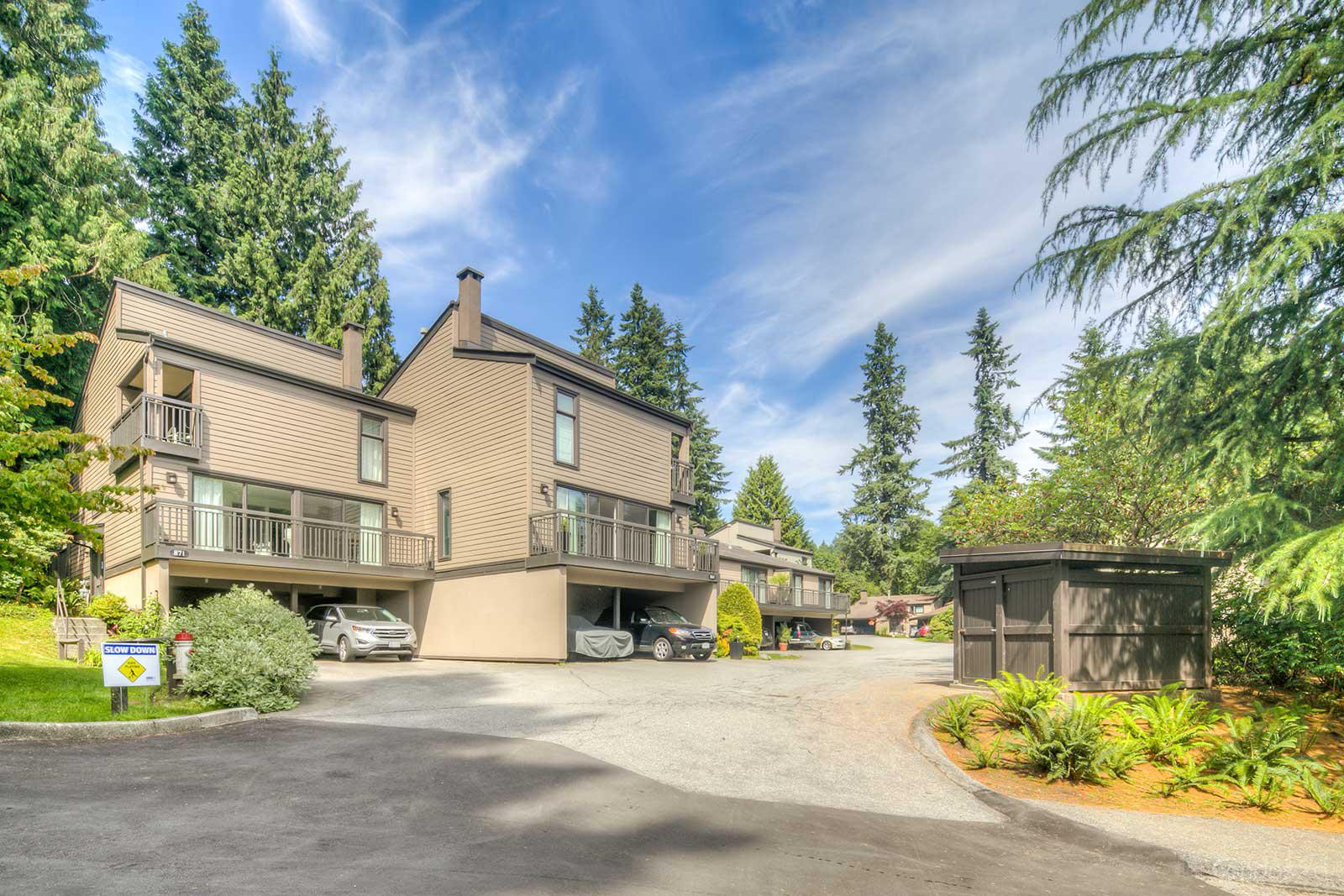 HERITAGE IN THE WOODS at 853 Heritage Blvd, North Vancouver District 0