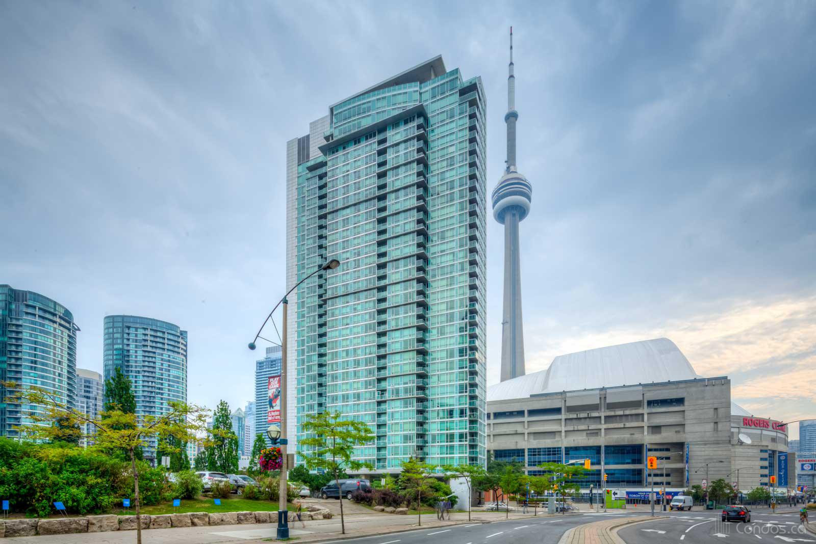 Optima - CityPlace at 81 Navy Wharf Crt, Toronto 0