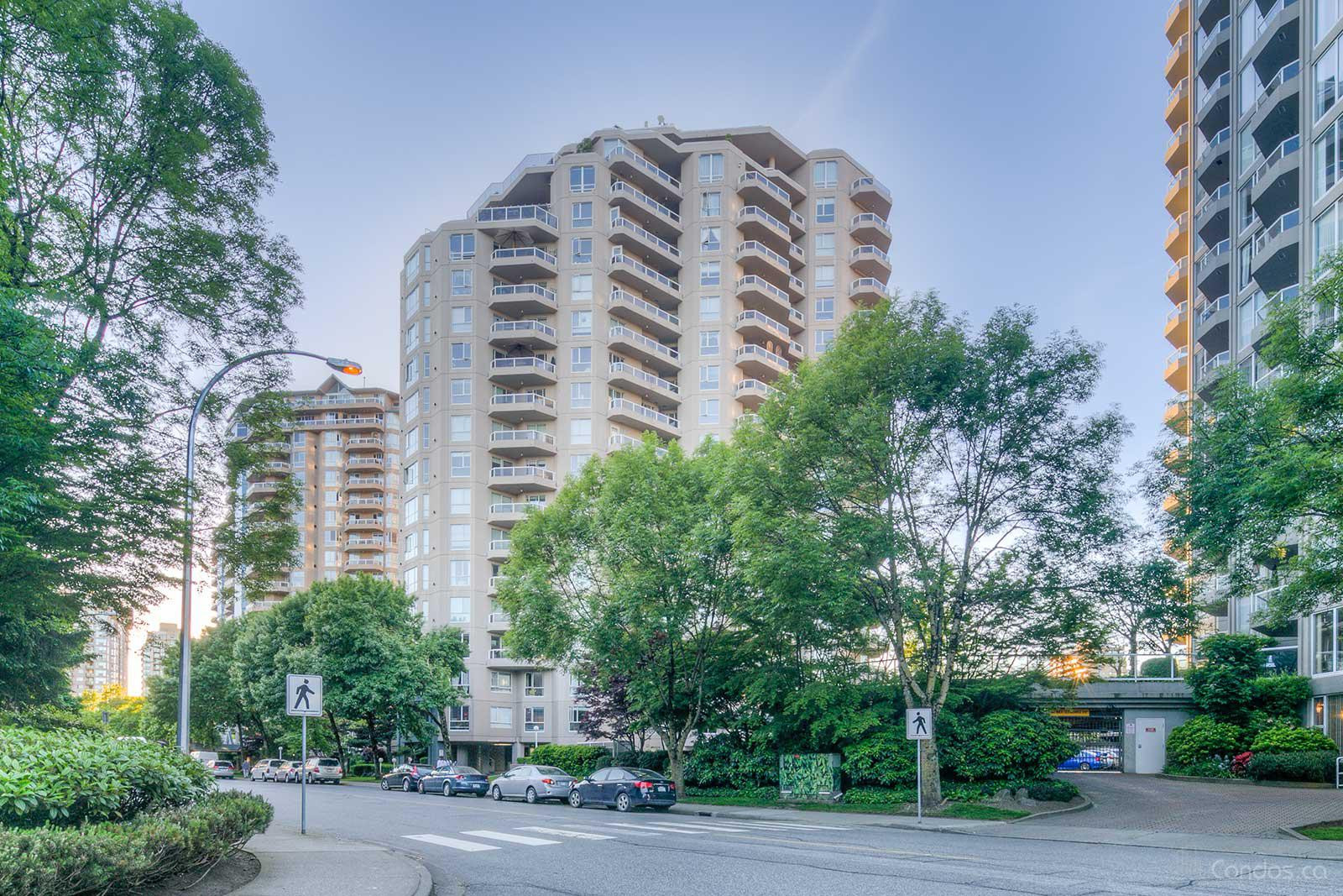 The Riviera at 1185 Quayside Dr, New Westminster 0