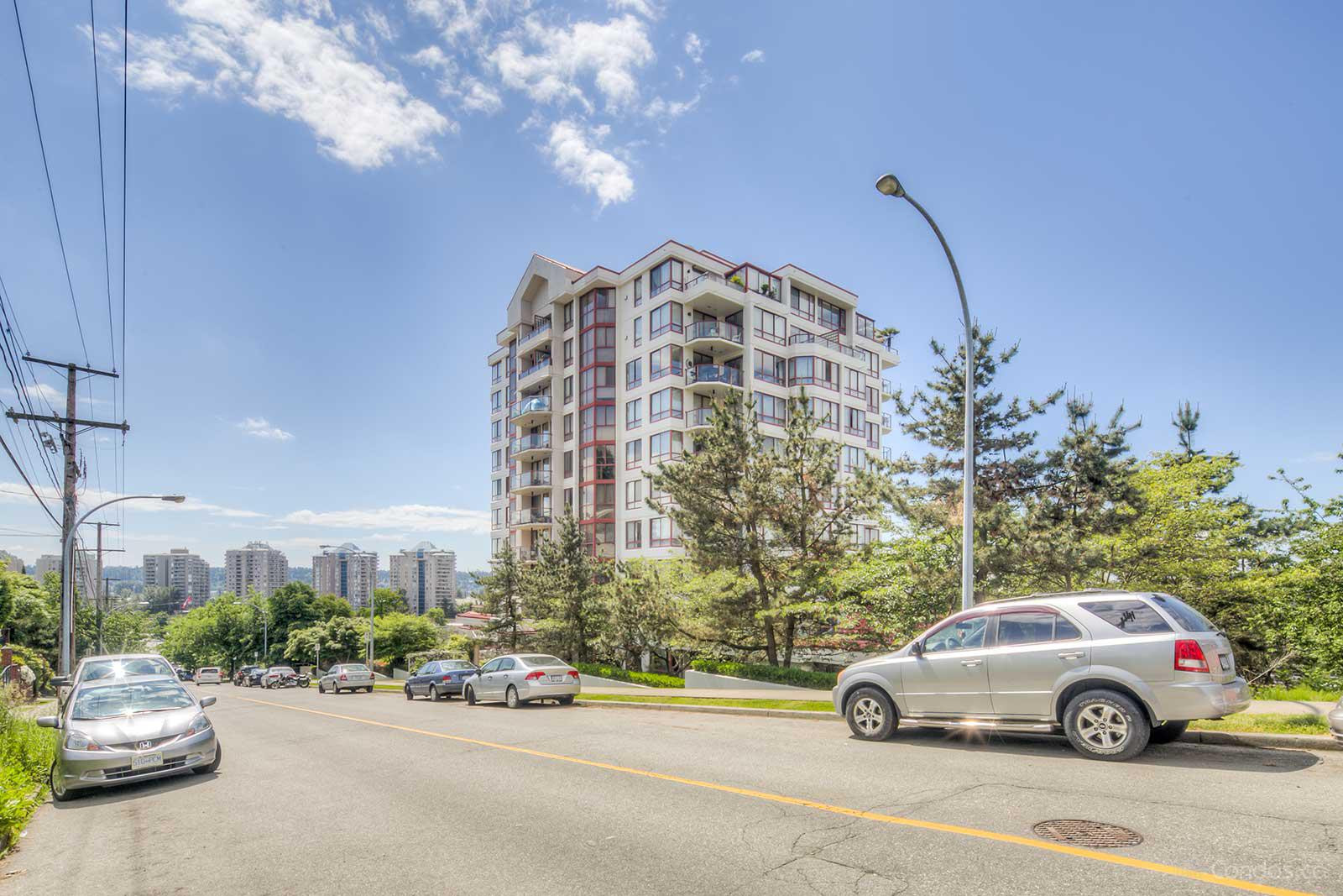 Queen's Cove at 220 11th St, New Westminster 0