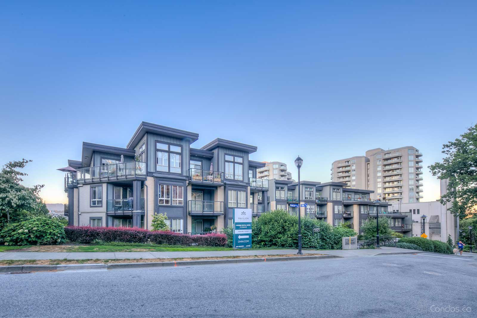 Whittaker at 225 Francis Way, New Westminster 0