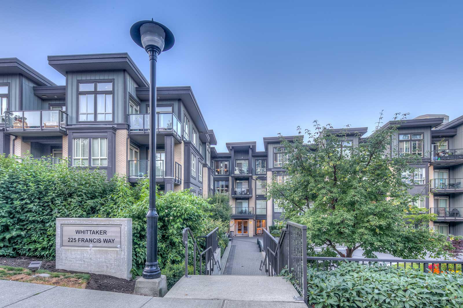 Whittaker at 225 Francis Way, New Westminster 1