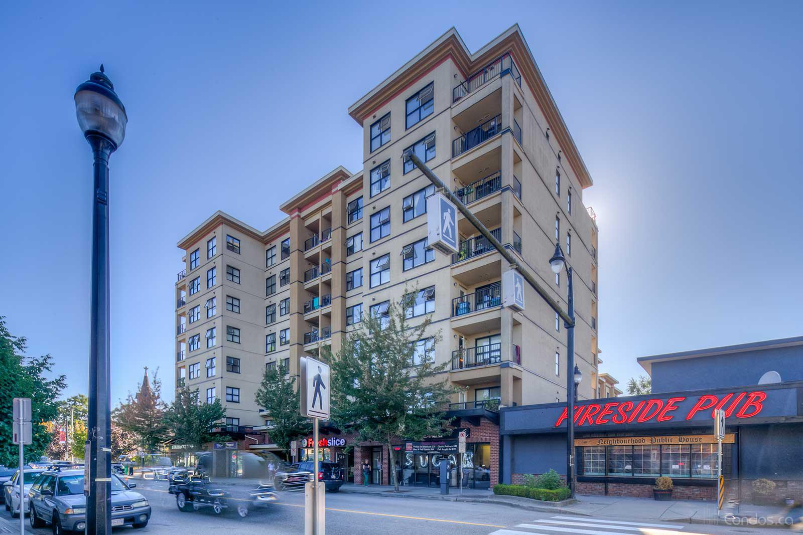 San Marino at 411 E Columbia St, New Westminster 1