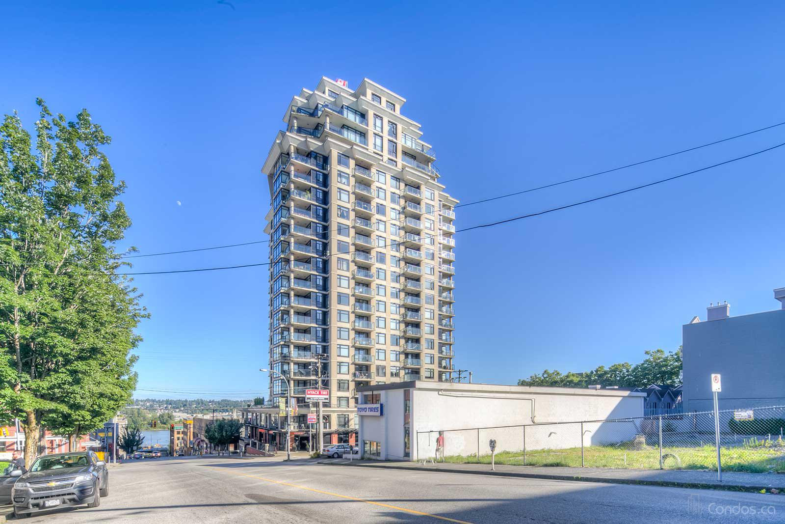 The Point at 610 Victoria St, New Westminster 0