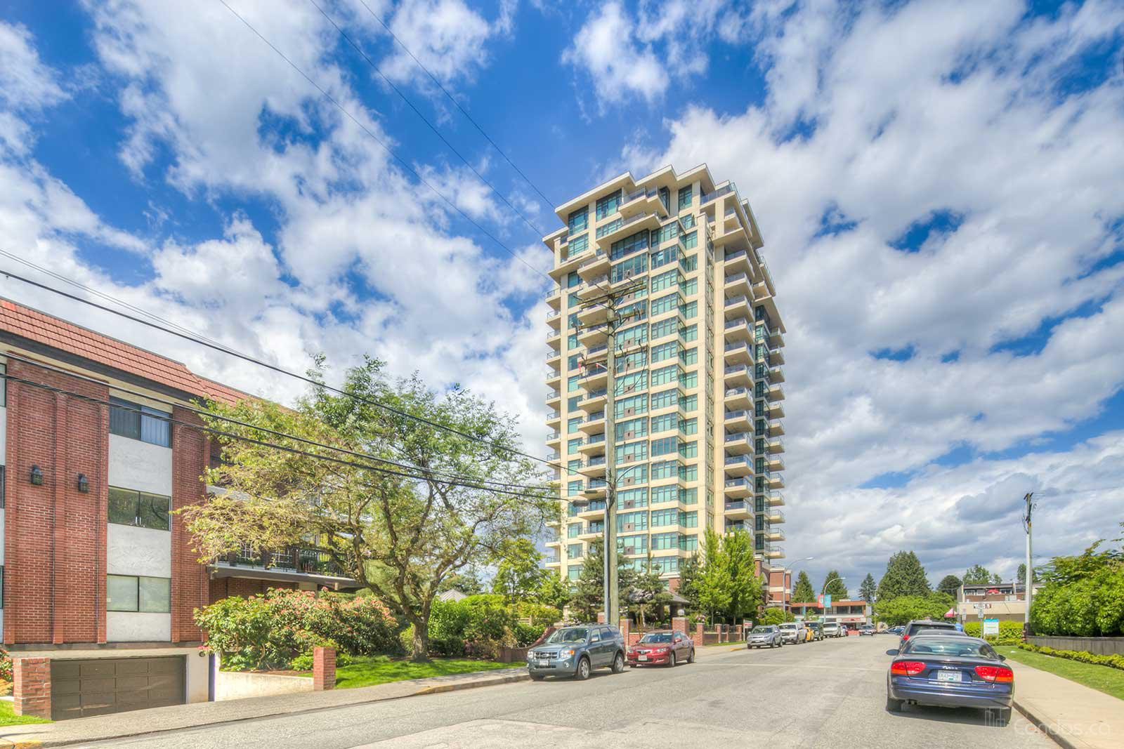 The Uptown at 615 Hamilton St, New Westminster 0