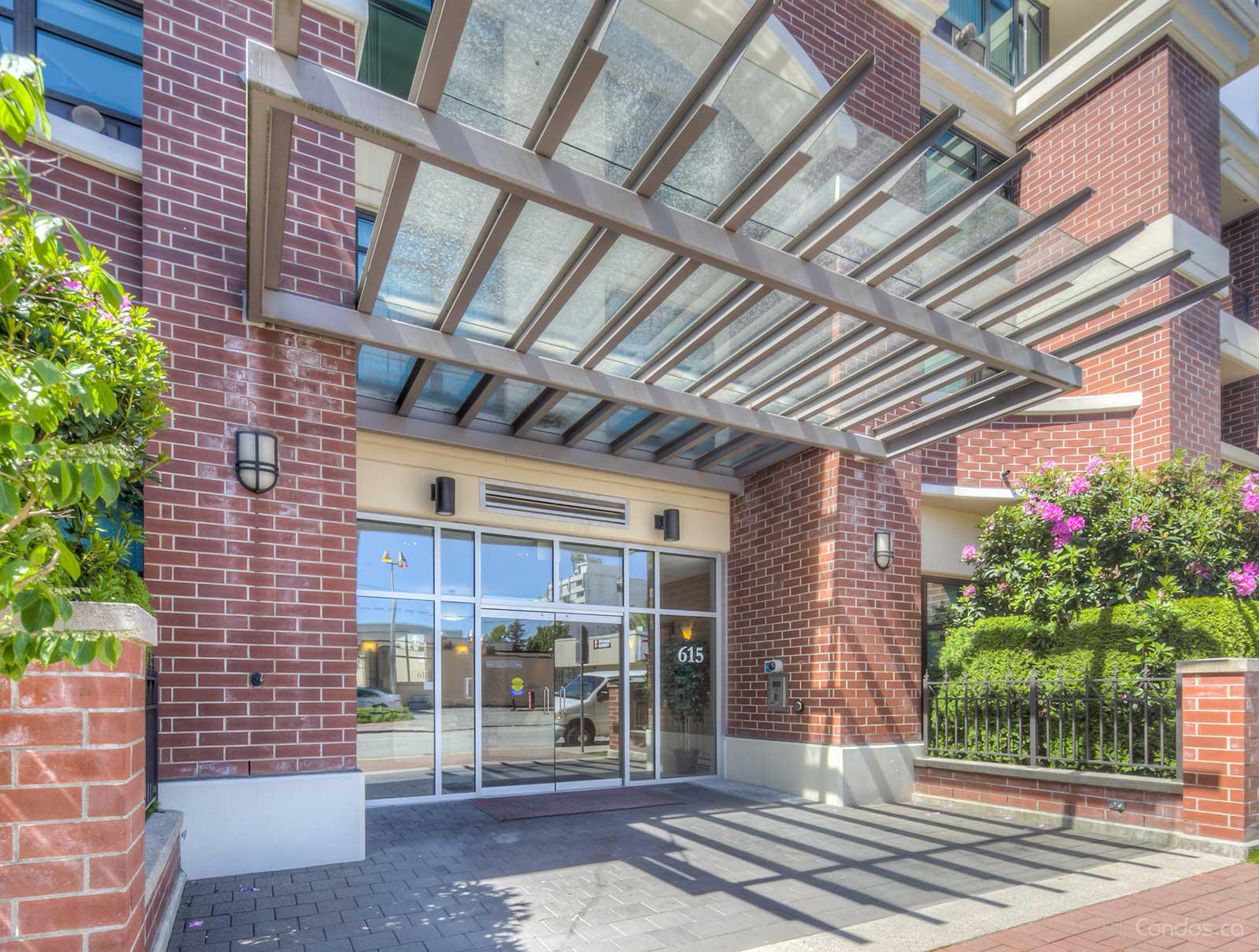 The Uptown at 615 Hamilton St, New Westminster 1