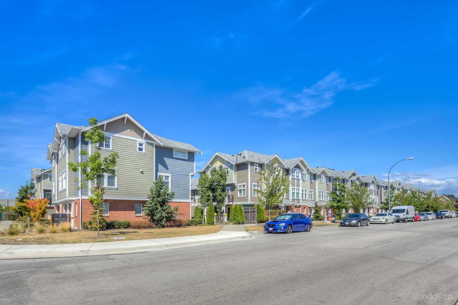 English Mews at 1135 Ewen Ave, New Westminster 0