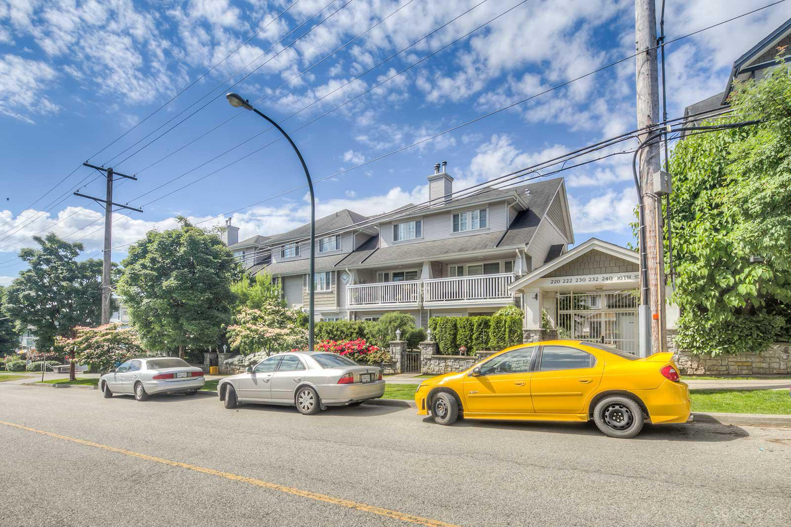 Cobblestone Walk at 220 10th St, New Westminster 0