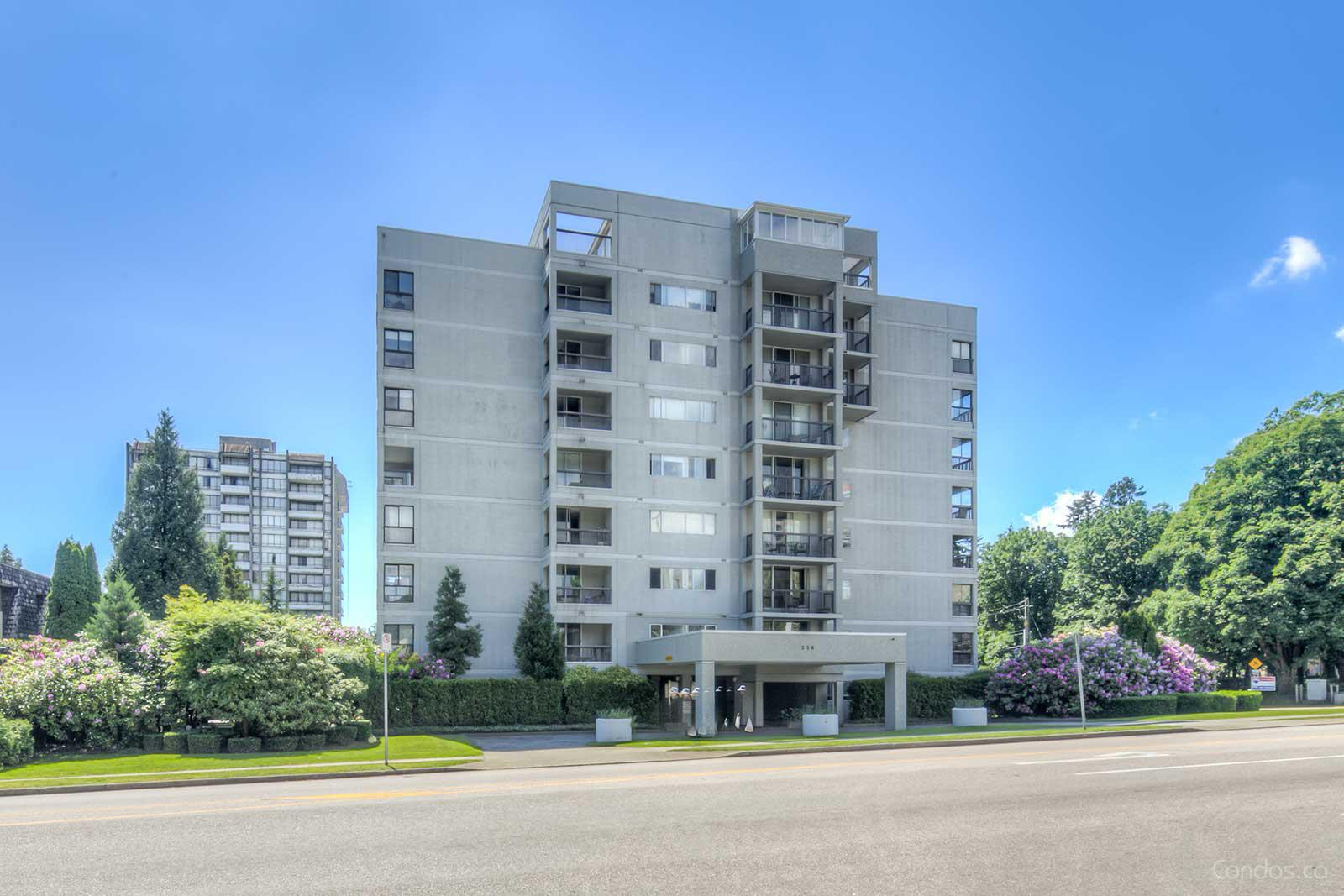 Park Ridge at 550 Eighth St, New Westminster 1