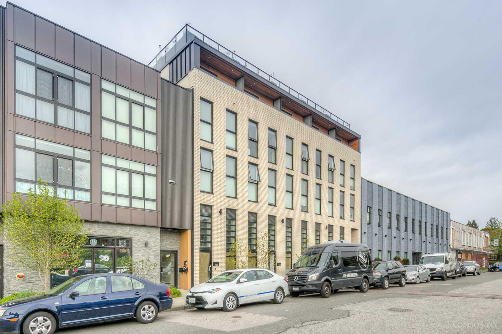 The Oxley at 1647 E Pender St, Vancouver 0