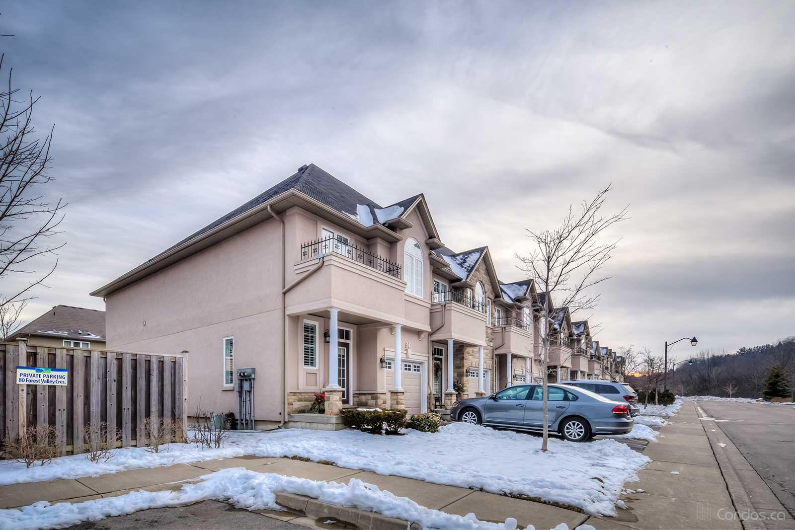 Forest Valley Condos at 14 Forest Valley Cr, Dundas 0
