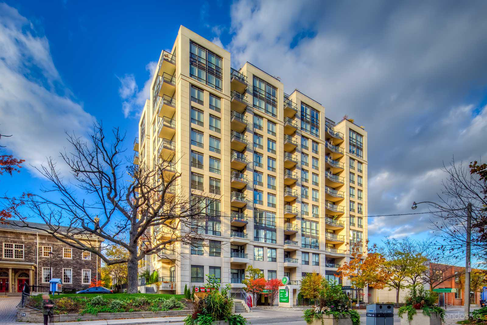 The St.Clair at 10 Delisle Ave, Toronto 0