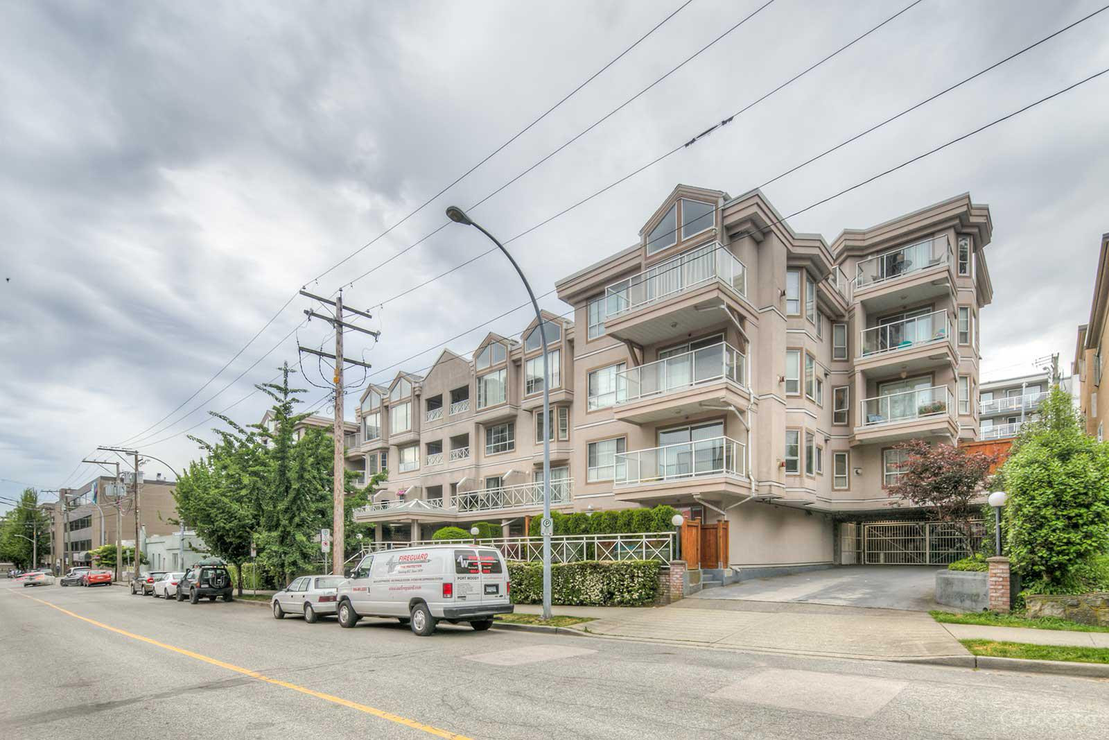 Agnes Terrace at 525 Agnes St, New Westminster 0